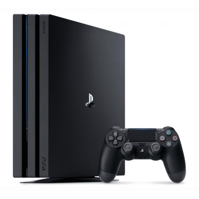 Game console PS4 Pro 1Tb Black CUH-72xx