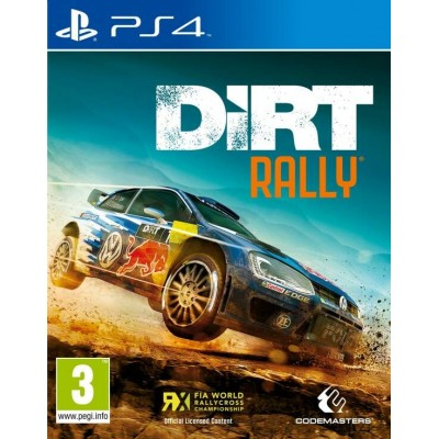 Game disc Dirt Rally