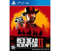 Game disk PS4 Red Dead Redemption 2
