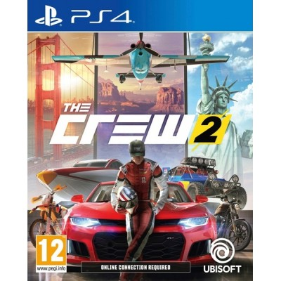 Game disc THE CREW 2