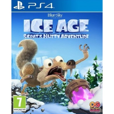 Game disc Ice Age: Scrat's Nutty Adventure