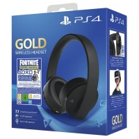 Wireless headset Sony PlayStation Gold