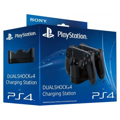Sony Playstation 4 orig charging station for 2 controllers