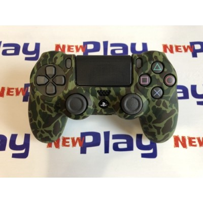 Silicone case for Joystick PS4 Camo K-01