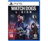 Game disk PS5 Watch Dogs: Legion