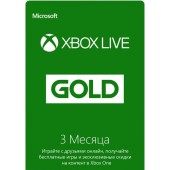 Cards of access and activation to the online service Xbox Live