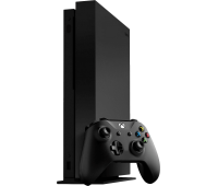 Xbox One X 1Tb Game Console + Fallout76 + Shadow of the Tomb Rider