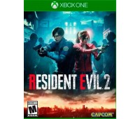 Game disc Xbox One Resident Evil 2